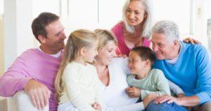 Объединение семьи