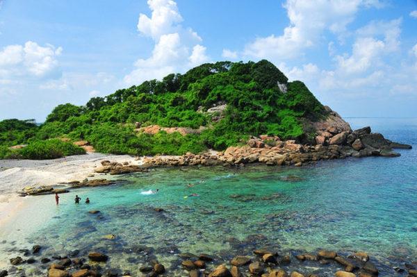 Остров Тринкомале