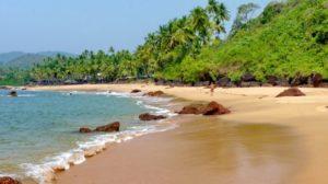 Пляж Кола - Южный Гоа