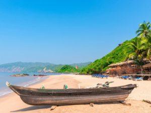 Пляж Кола бич, Гоа