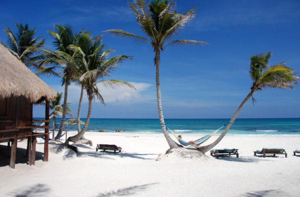 Пляж в Хуан-Долио
