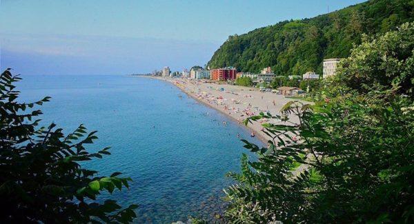 Пляжный отдых в Аджарии