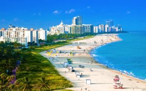 Пляжный отдых в Майями
