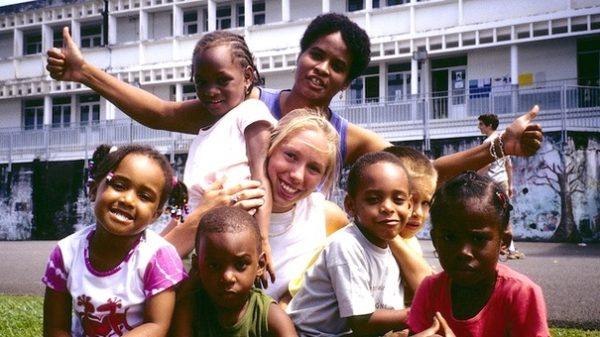 Помощь детям Судана