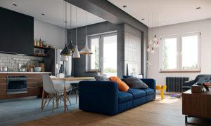 Примерная стоимость квартиры-студии в Тель-Авиве 600-700$ в месяц