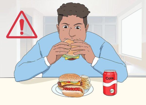 Присмотритесь к его привычному режиму питания