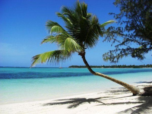 Пунта Кана - популярный пляжный курорт в Доминикане