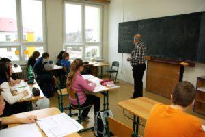 Школа в Чехии
