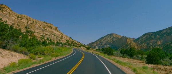Штат Юта расположен в центральной части на западе США в районе Скалистых гор