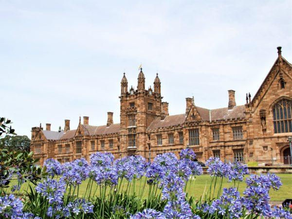 Сиднейский университет - это один из старейших университетов Австралии