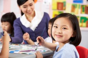 Среднее образование в Китае