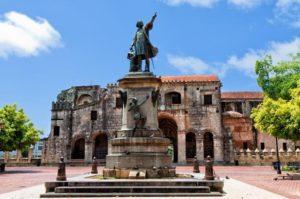 Столица Доминиканы - Санто-Доминго