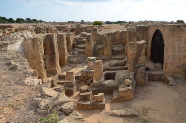Царские гробницы в Пафосе, Кипр