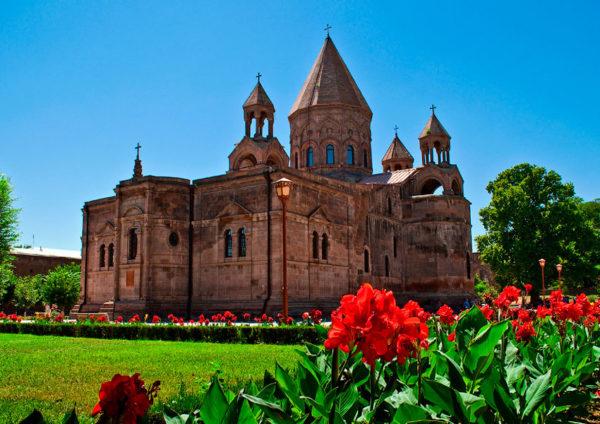 Церковь Эчмиадзин