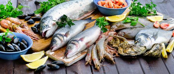 В Норвегии высоко развита рыбная промышленность