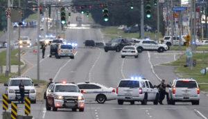 В США достаточно много полицейских