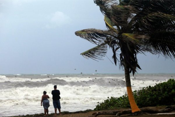 В сентябре часто льют дожди и приходят ураганы