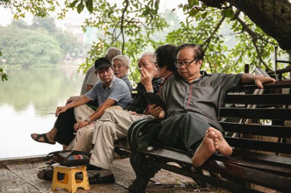 Во Вьетнаме пенсию получают только жители городов и рабочие