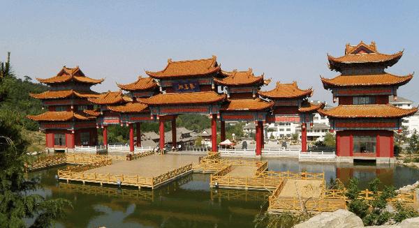 Запрещенный город - бывшая резиденция китайских императоров