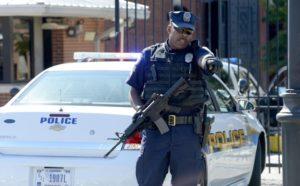 Зарплата американских полицейских зависит от ряда факторов