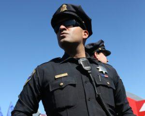 Зарплата полицейского в США