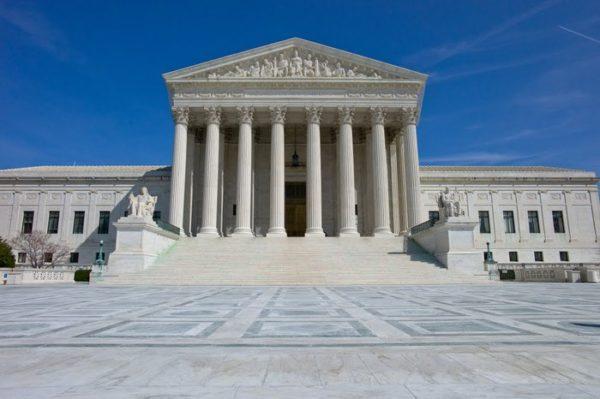 Здание Верховного Суда, США