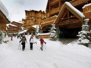 Зимний отдых в Европе