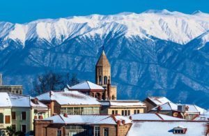 Зимний отдых в Тбилиси