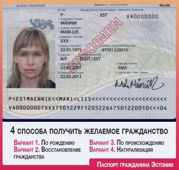 4 способа получить желаемое гражданство