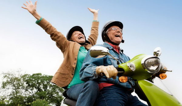 Американцы получают пенсию в размере 50% от прежней зарплаты
