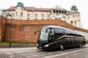 Автобусом до Праги