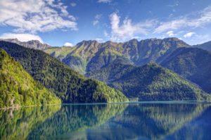Бюджетный отдых в Абхазии