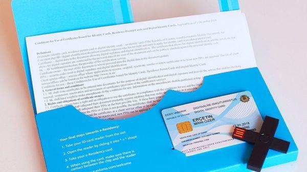 Что такое электронное гражданство Эстонии