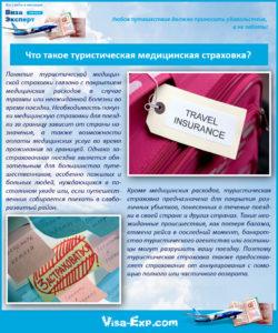 Что такое туристическая медицинская страховка