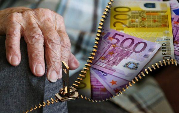 Европейские пенсии существенно превосходят российские