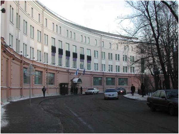 Генеральное Консульство Финляндии в Санкт-Петербурге