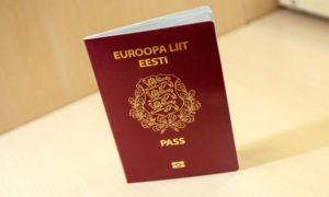 Гражданство Эстонии дает целый ряд преимуществ
