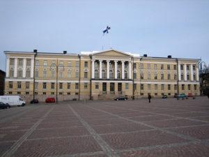 Хельсинкский университет лучший в стране