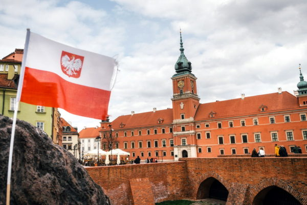 Многие поляки живут и работают в других европейских странах