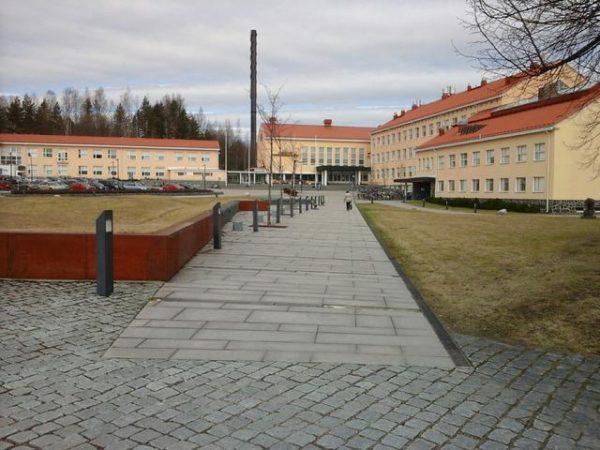 Один из лучших университетов в стране - Ювяскюльский университет