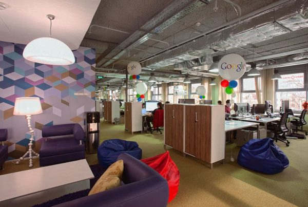 Офис компании Google