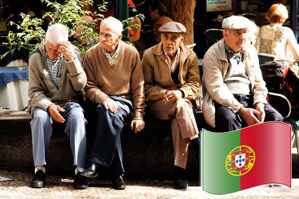 Португальские пенсионеры