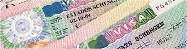 Шенгенская виза необходима для посещения стран Шенгенской зоны