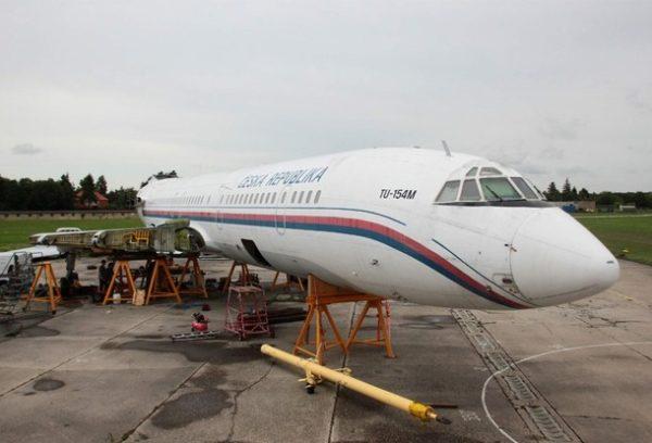 Самолетом в Прагу