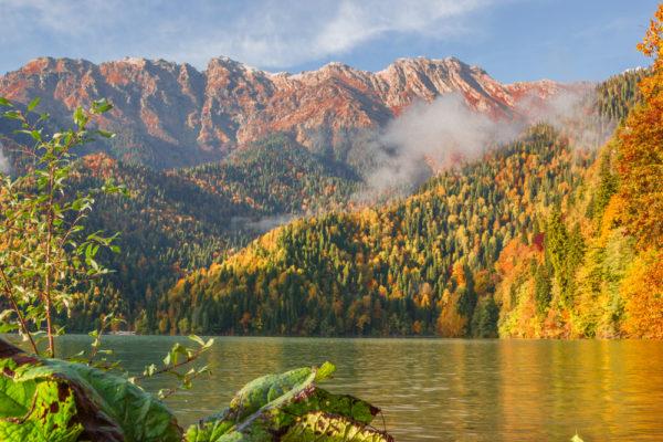 Сентябрь в Абхазии – чудесное время для отдыха
