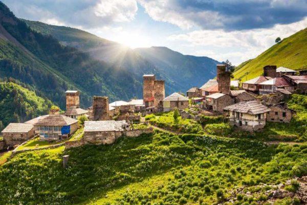 Солнечная Грузия