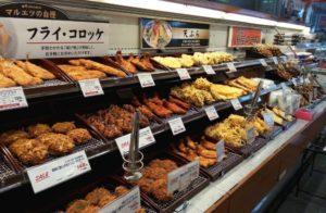 Цены в Японии на продукты