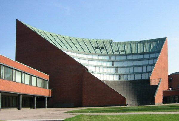 Университет Аалто образован путем слияния трех финских университетов