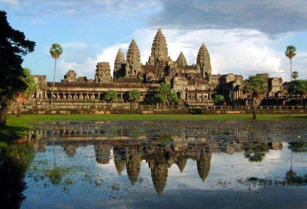 В Камбоджу лучше ехать летом