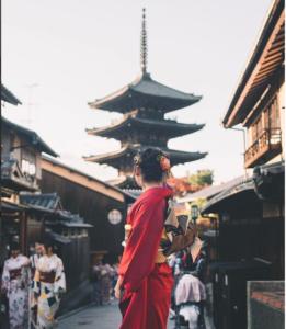 Япония идеально подходит для путешествия: приобрести визу - нет проблем, большинство жителей используют в общении английский язык